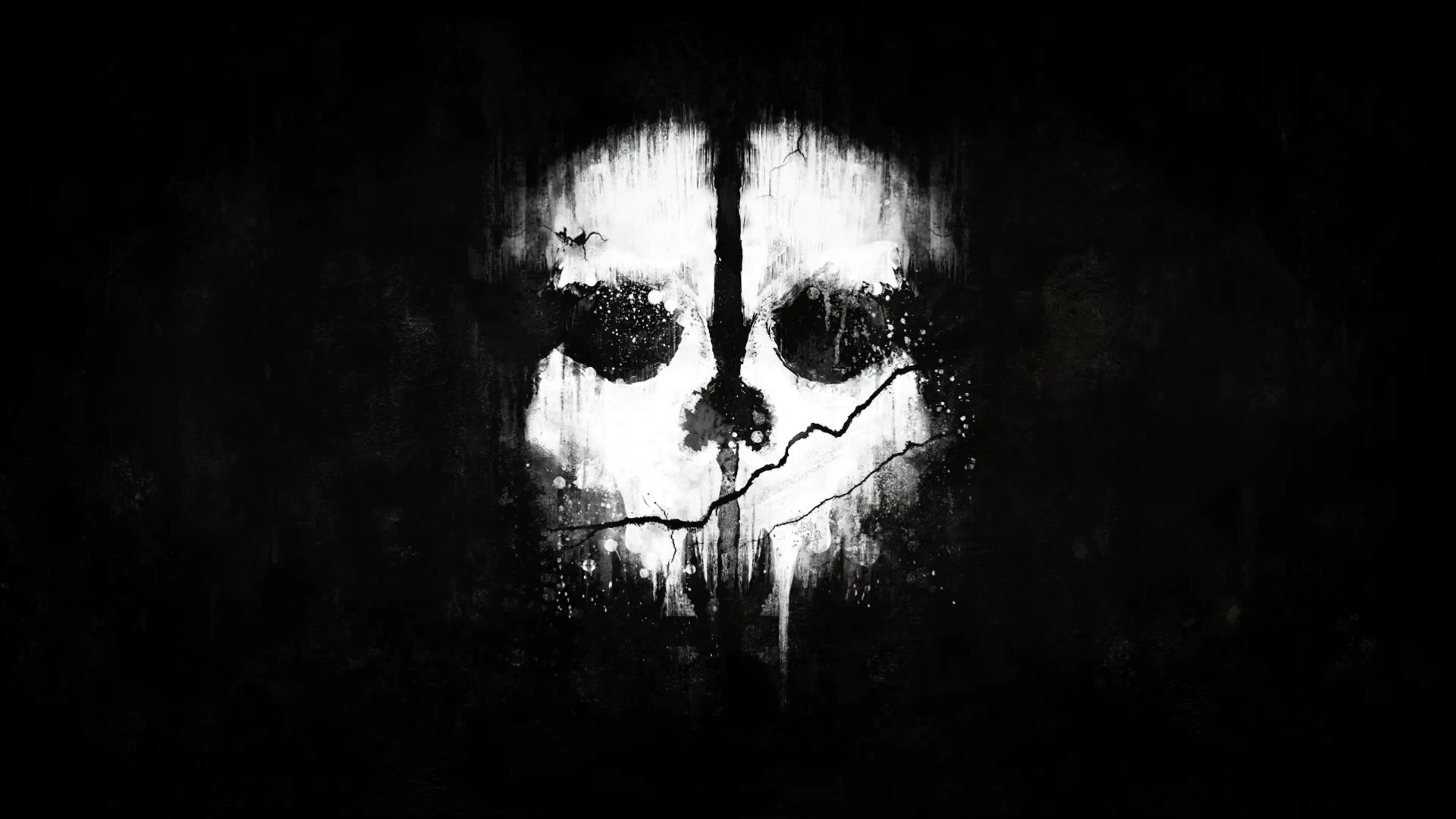 wallpaper cod ghosts