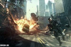 wallpaper crysis 2