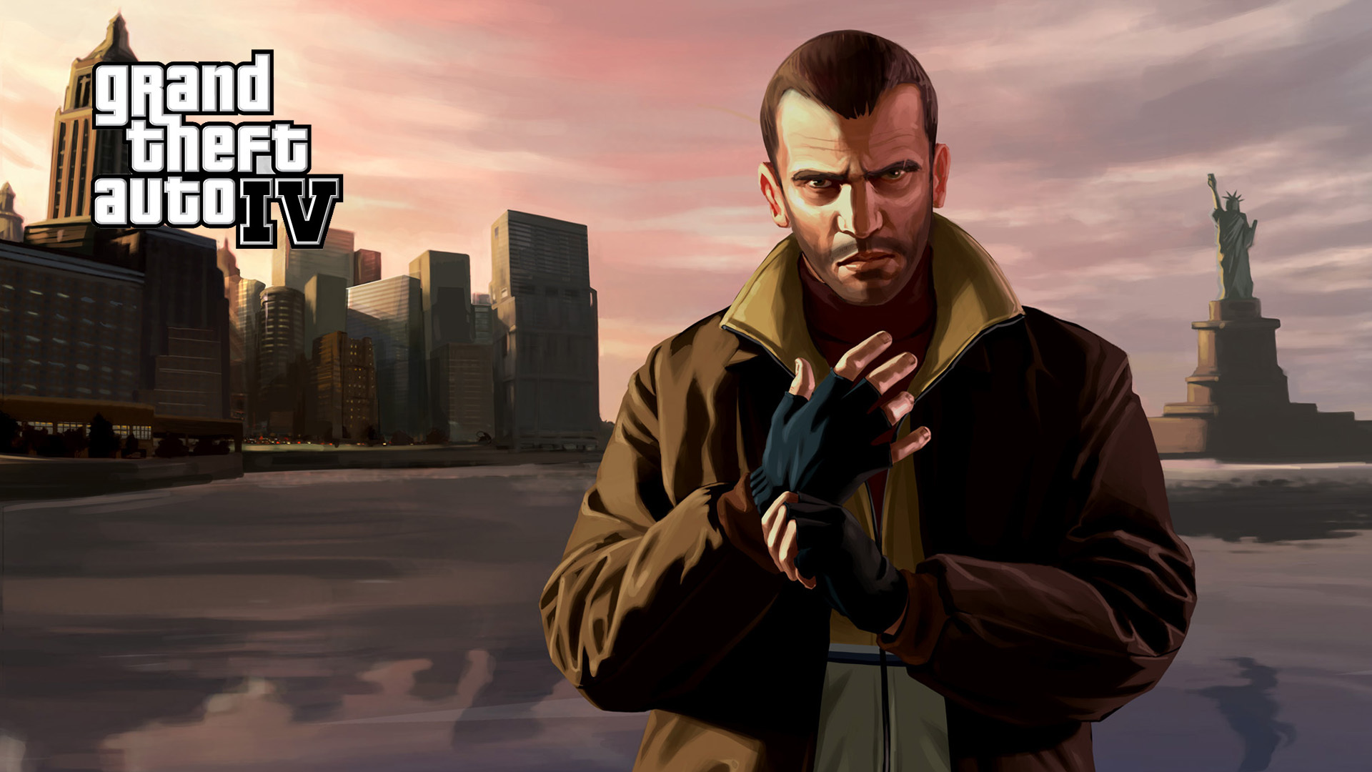 wallpaper gta 4