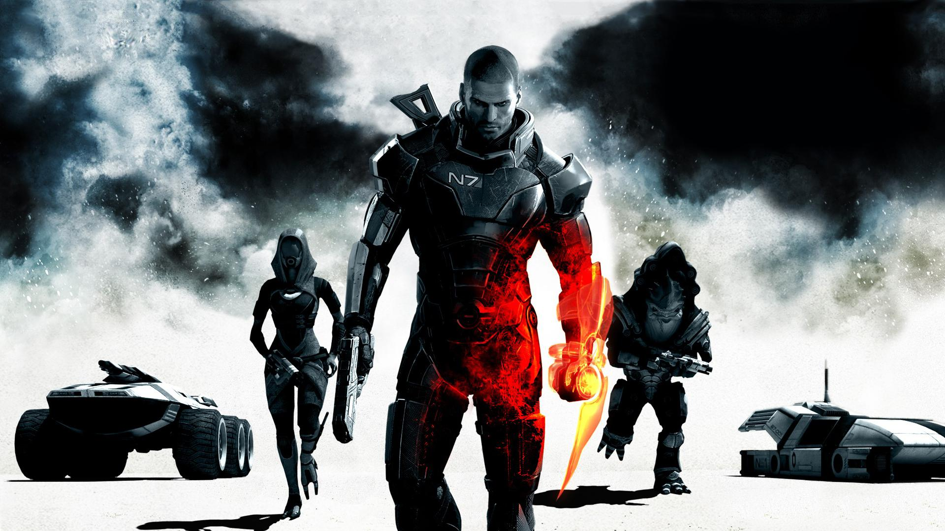 wallpaper mass effect 3