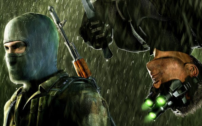 wallpaper splinter cell