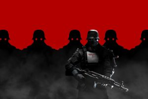 wallpaper wolfenstein