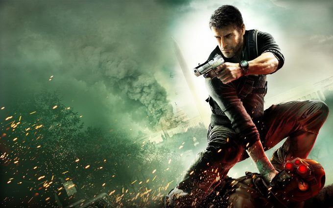 wallpapers splinter cell