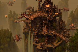 wallpapers steampunk
