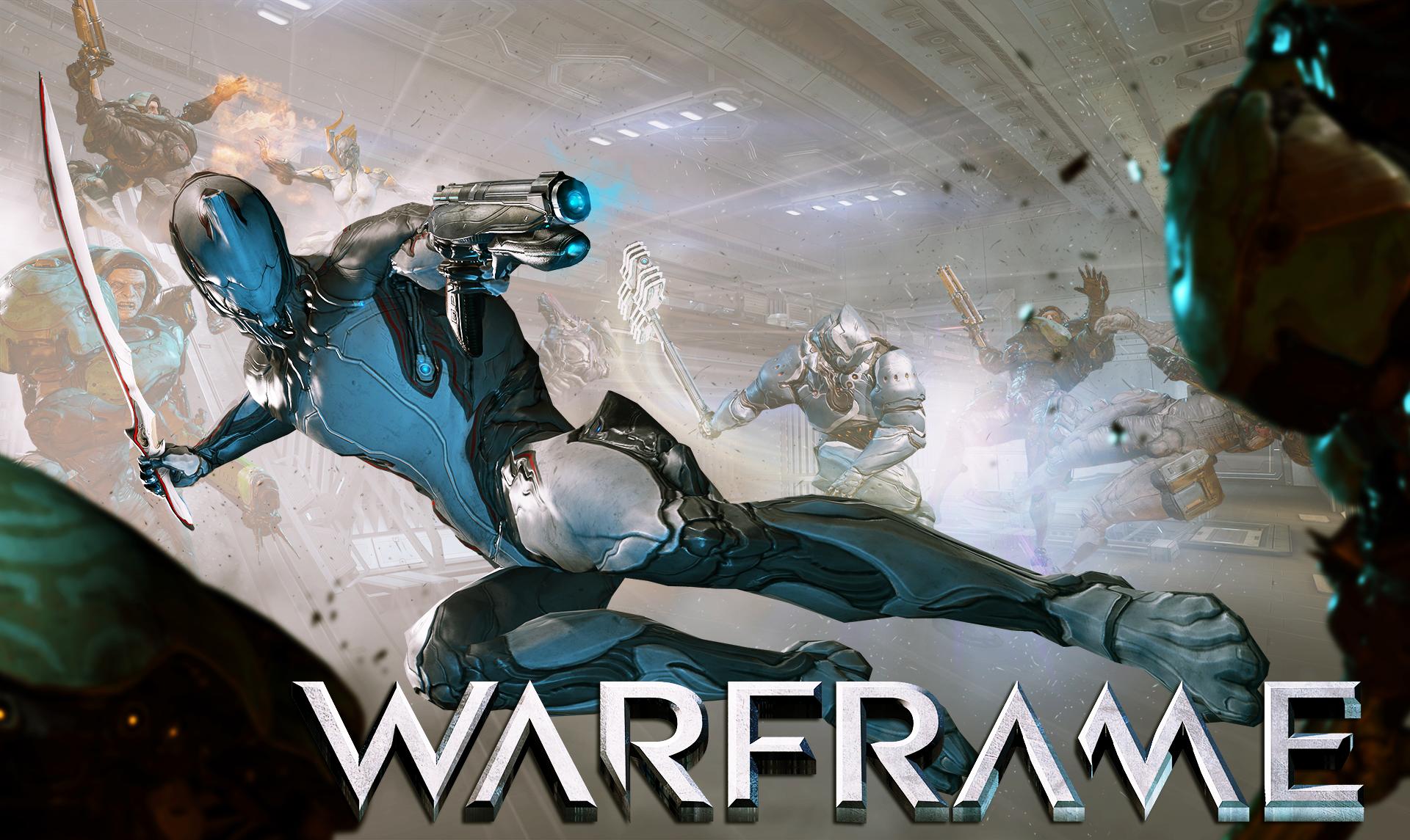 warframe wallpaper A5
