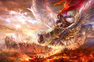 warrior legend of immortal