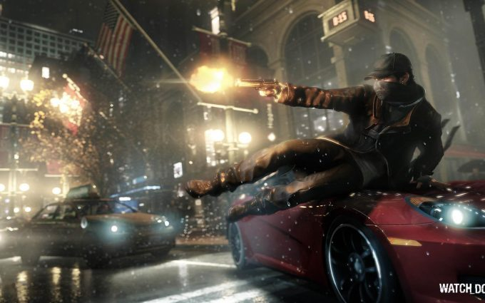 watch dogs A1