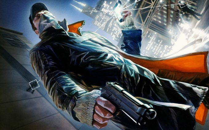watch dogs pictures