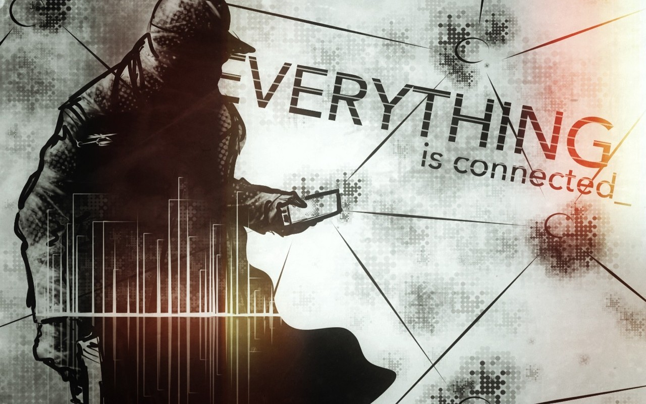 watch dogs wallpaper A1