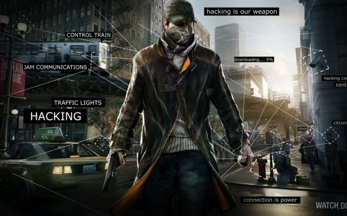 watch dogs wallpaper A2