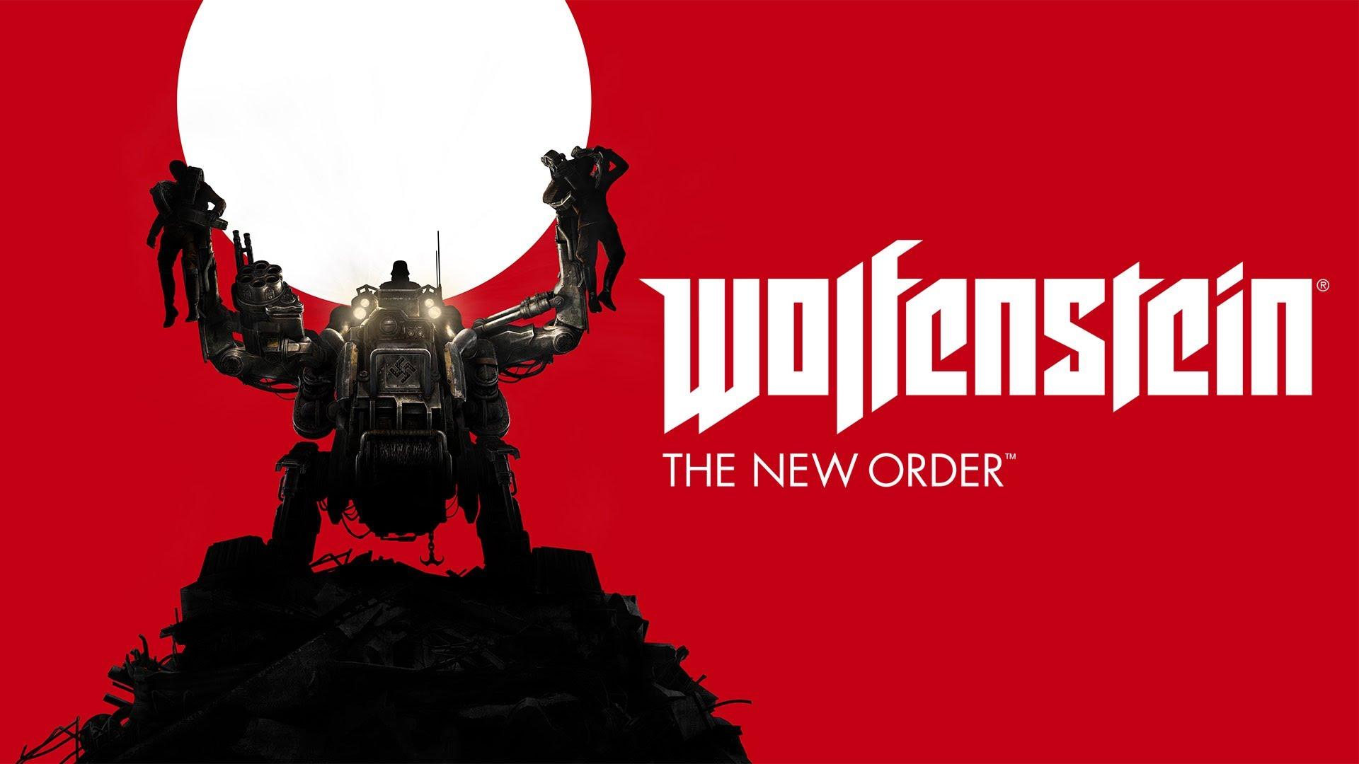 wolfenstein the new order wallpapers