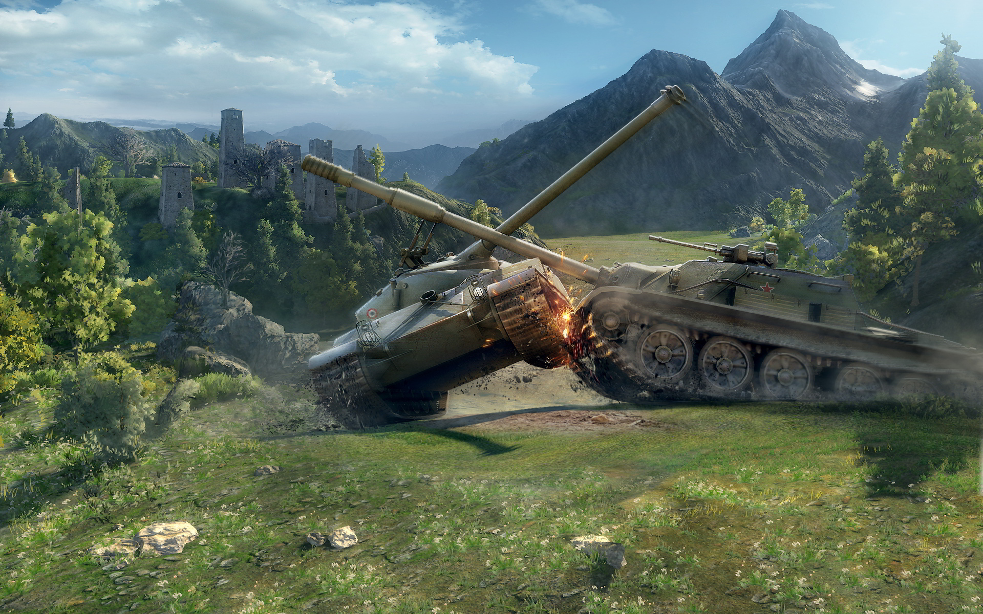 world of tanks A3
