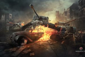 world of tanks wallpapers A4