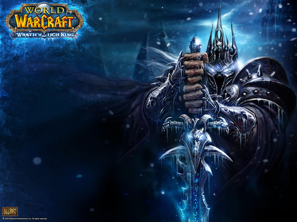 world of warcraft screensaver