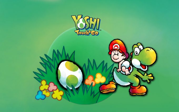yoshi backgrounds