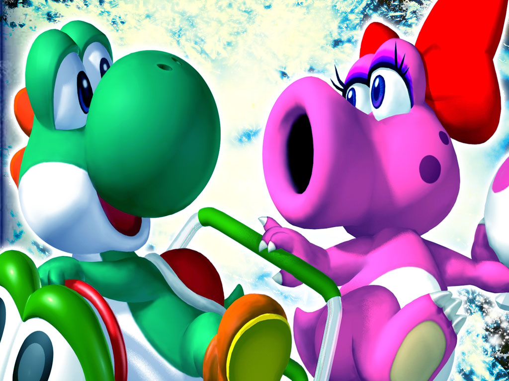 yoshi backgrounds A3