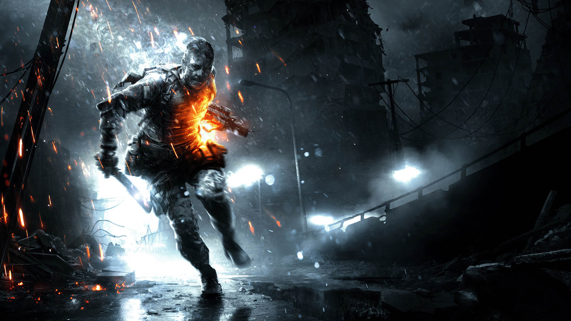 background battlefield 4