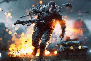 battlefield 4 wallpaper 1366×768