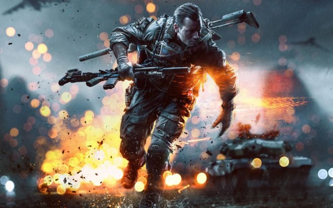 battlefield 4 wallpaper 1600x900