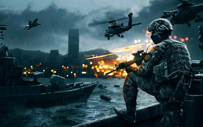 cool battlefield 4 wallpapers