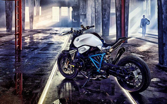 bmw bike concept roadster