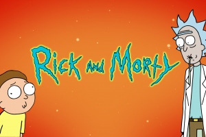 rick and morty desktop