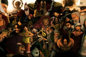 one piece Wallpapers A14 Nami, Tony Tony Chopper, Nico Robin, Roronoa Zoro, Monkey D. Luffy, Sanji manga anime desktop, laptops wallpapers free downloads.