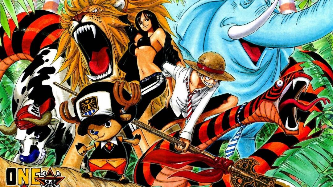 One Piece Wallpapers Downloads A16 - HD Desktop free