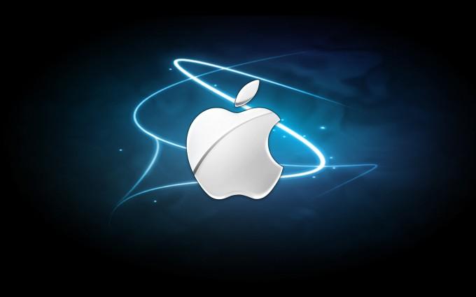Apple Logo Wallpapers HD blaze