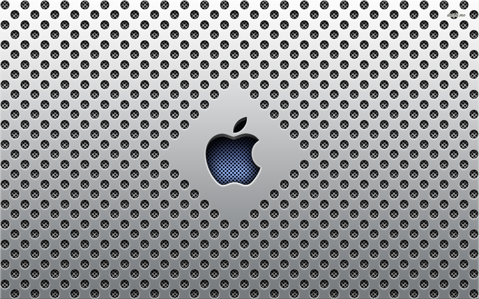 Apple Logo Wallpapers HD grey gray dotted