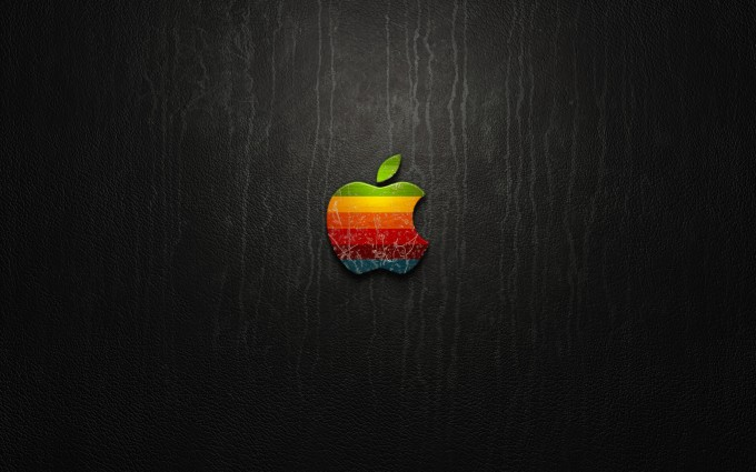 Apple Logo Wallpapers HD black lines