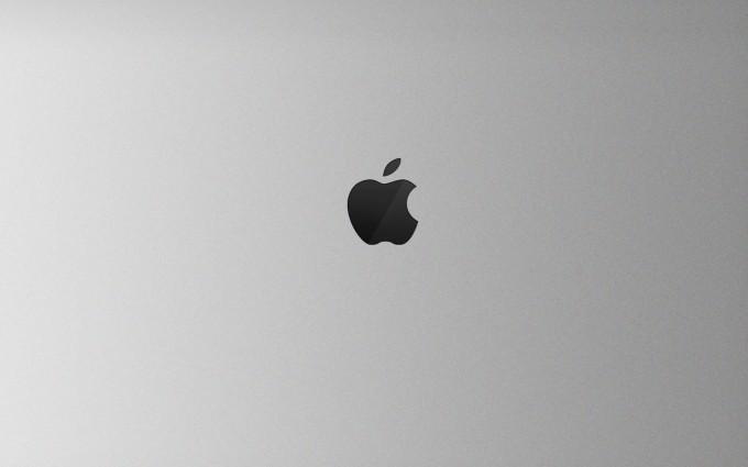 Apple Logo Wallpapers HD grey gray