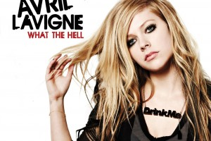 Avril Lavigne Wallpapers slogan