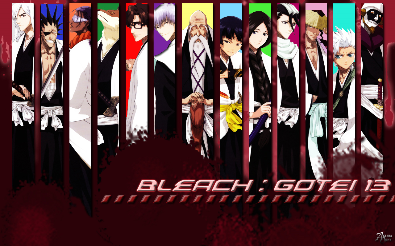 Bleach Wallpapers 3d