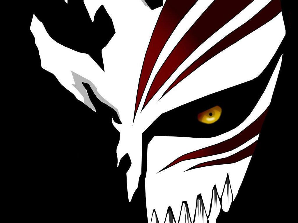 Bleach Wallpapers hollow mask