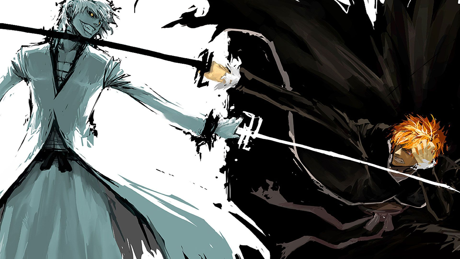 Bleach Wallpapers kill