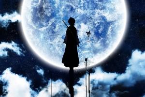 Bleach Wallpapers moon