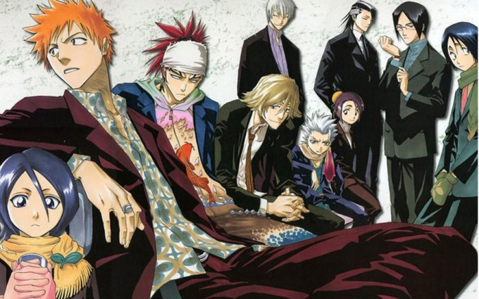 Bleach Wallpapers pictures