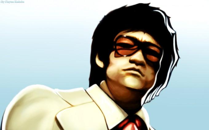 Bruce Lee Wallpapers HD sunglass