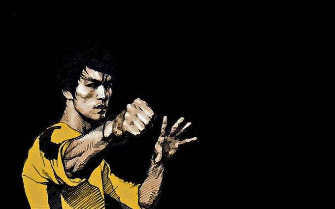 Bruce Lee Wallpapers HD kung fu punch