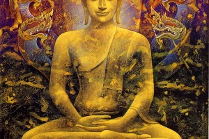 Buddha Wallpaper pictures HD painting
