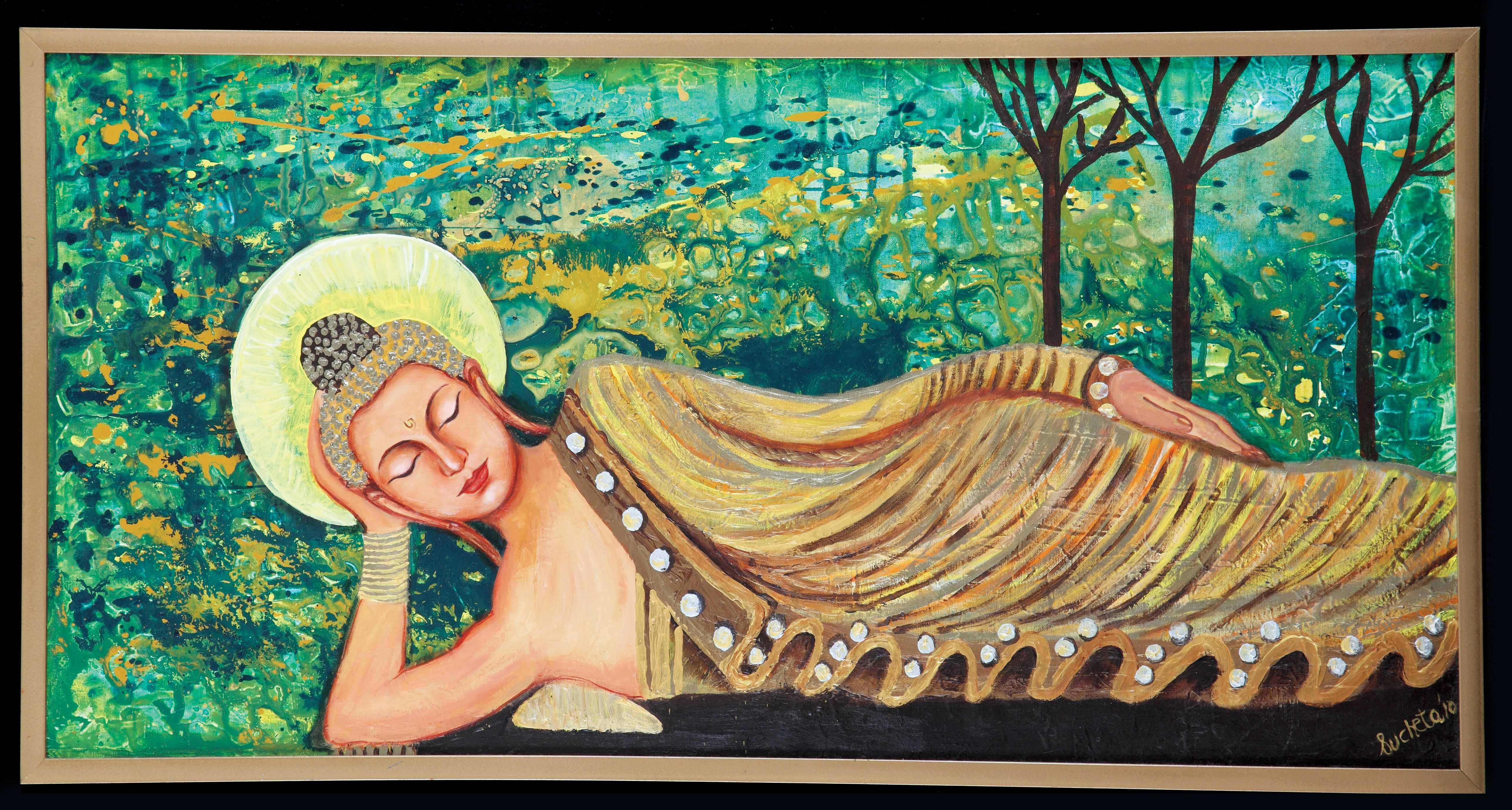 Buddha Wallpaper pictures HD sleep