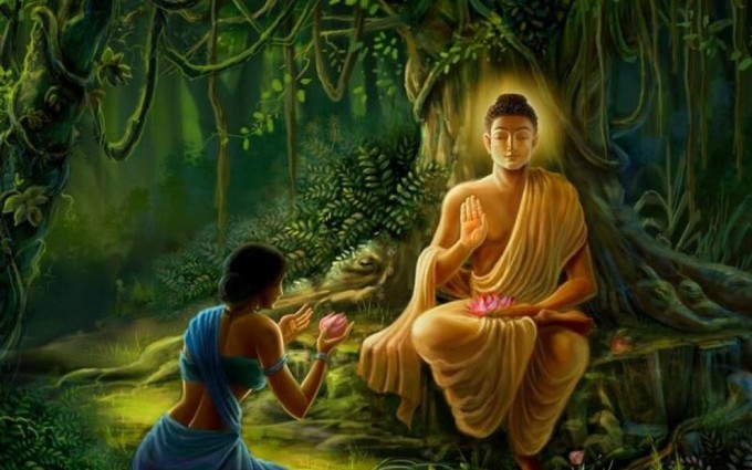 Buddha Wallpaper pictures HD kind