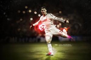 Cristiano Ronaldo Wallpapers HD football kick