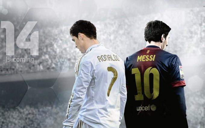 Cristiano Ronaldo Wallpapers HD Messi players