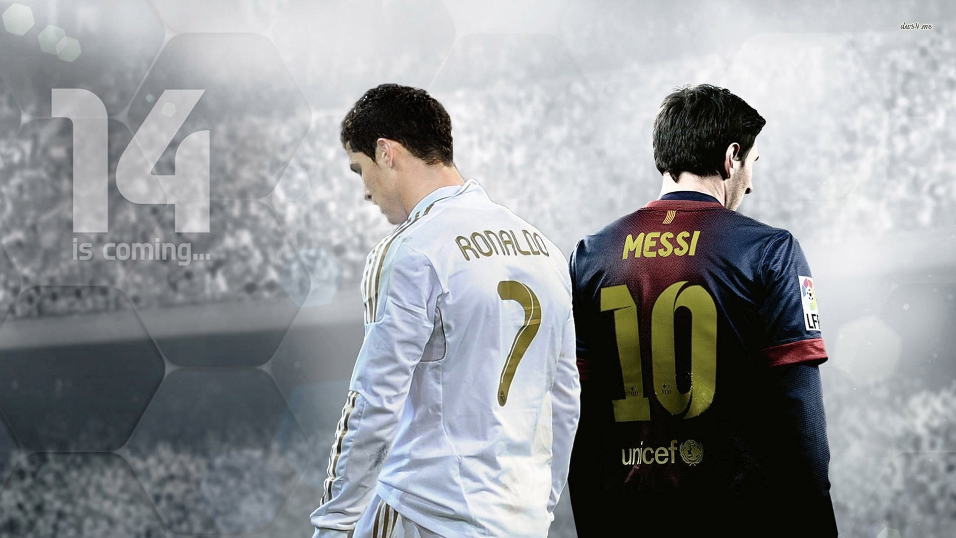 Cristiano Ronaldo Wallpapers HD Messi players