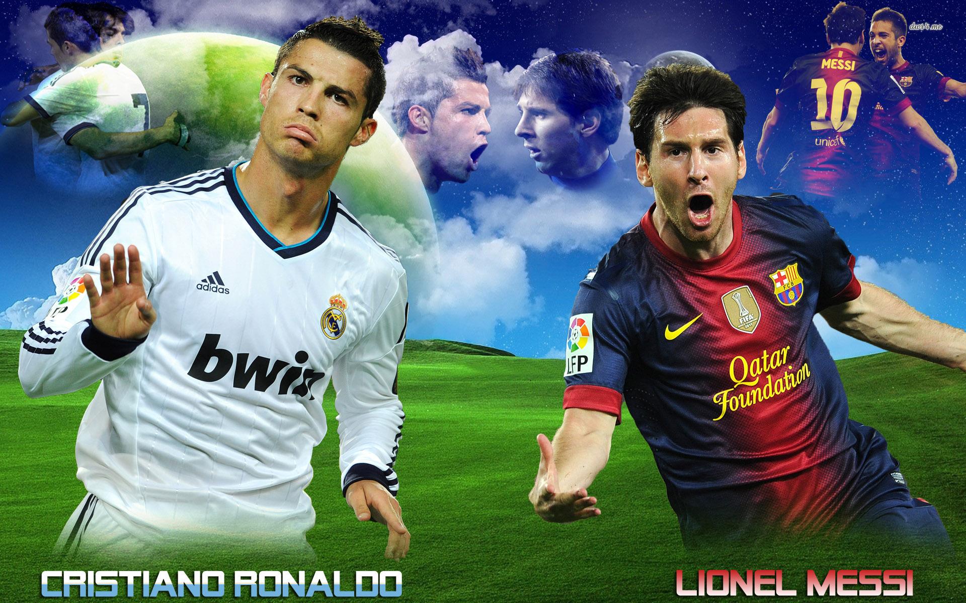 Cristiano Ronaldo Wallpapers HD Messi