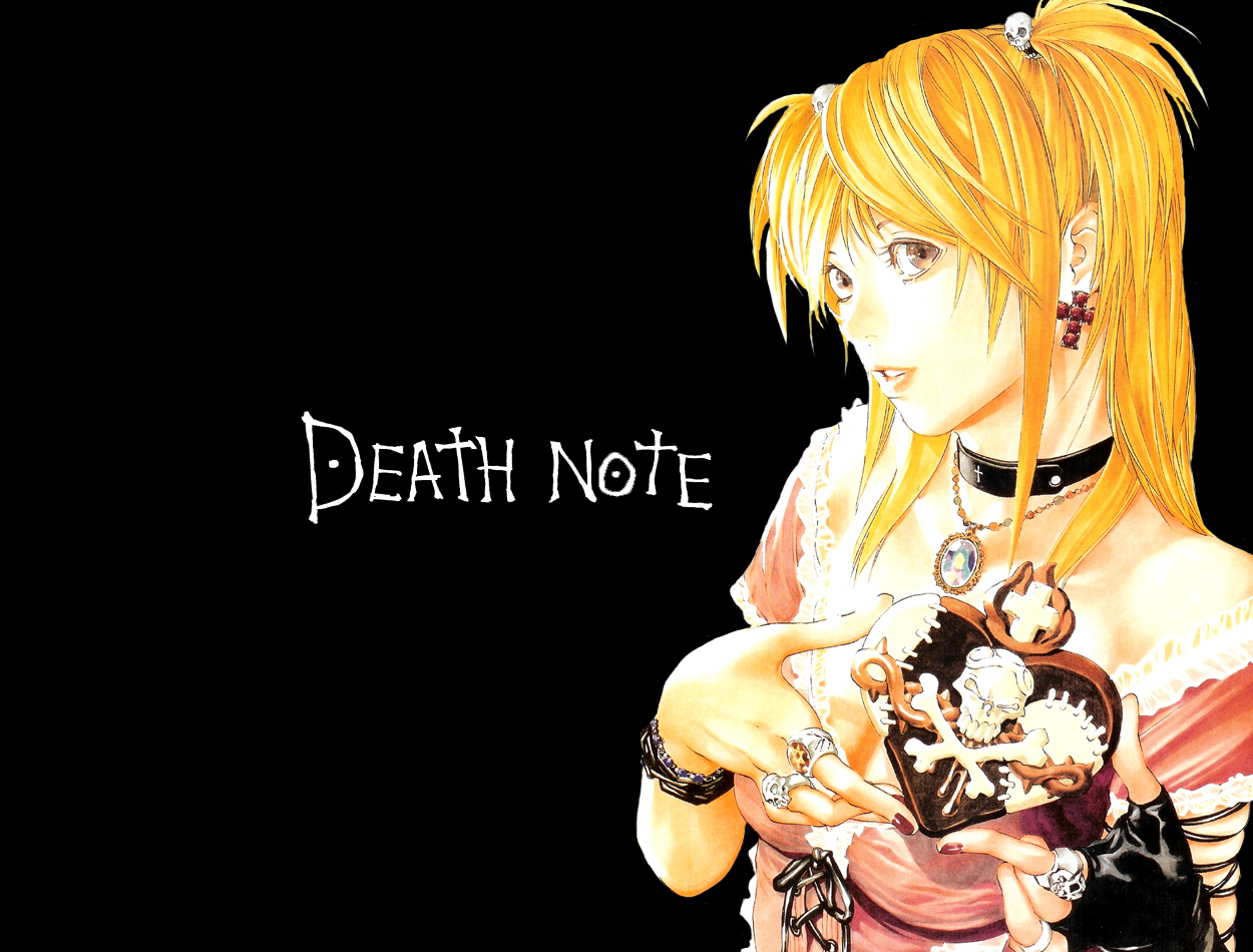 Death Note Wallpapers kira girl