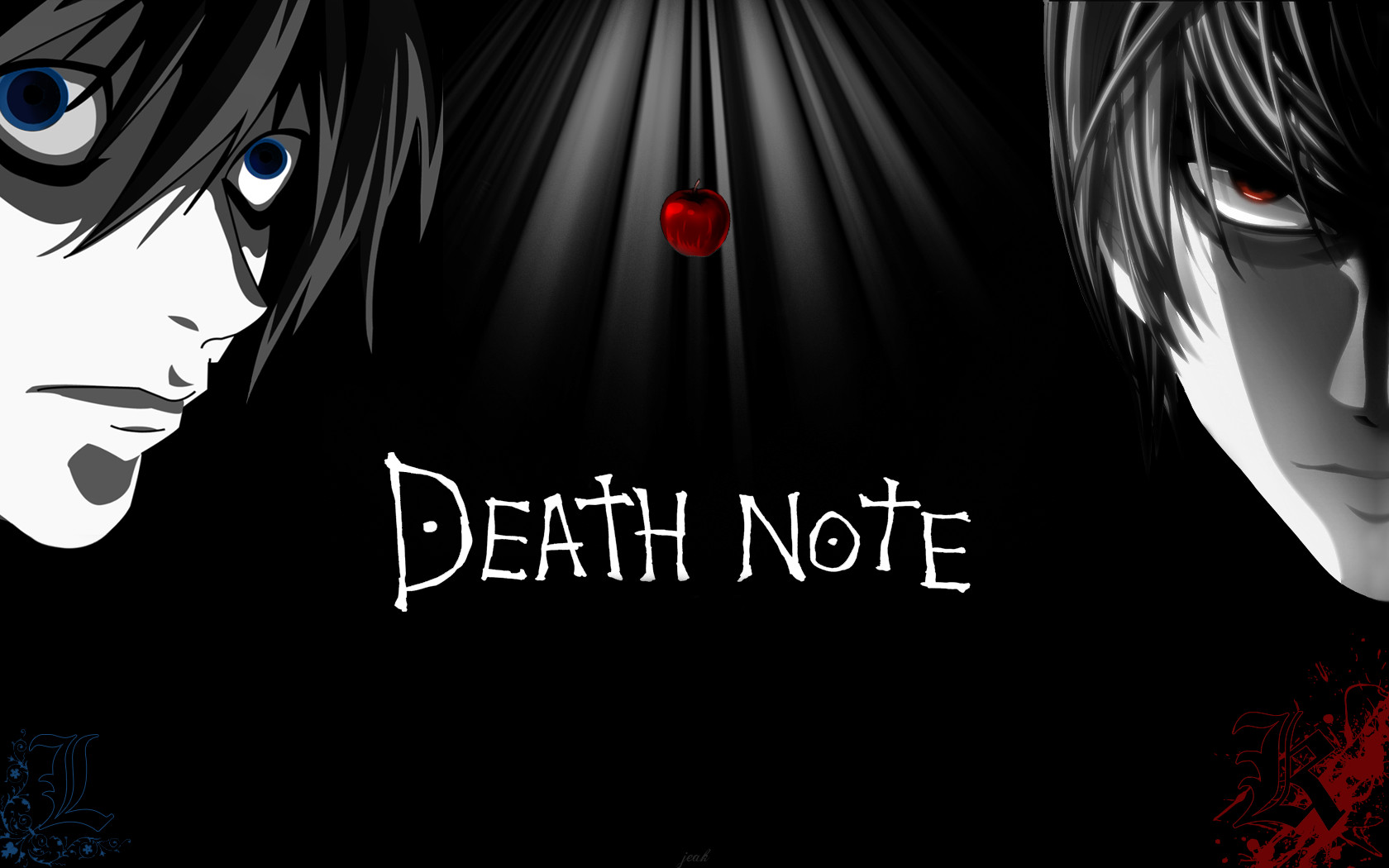 Death Note Wallpapers A13