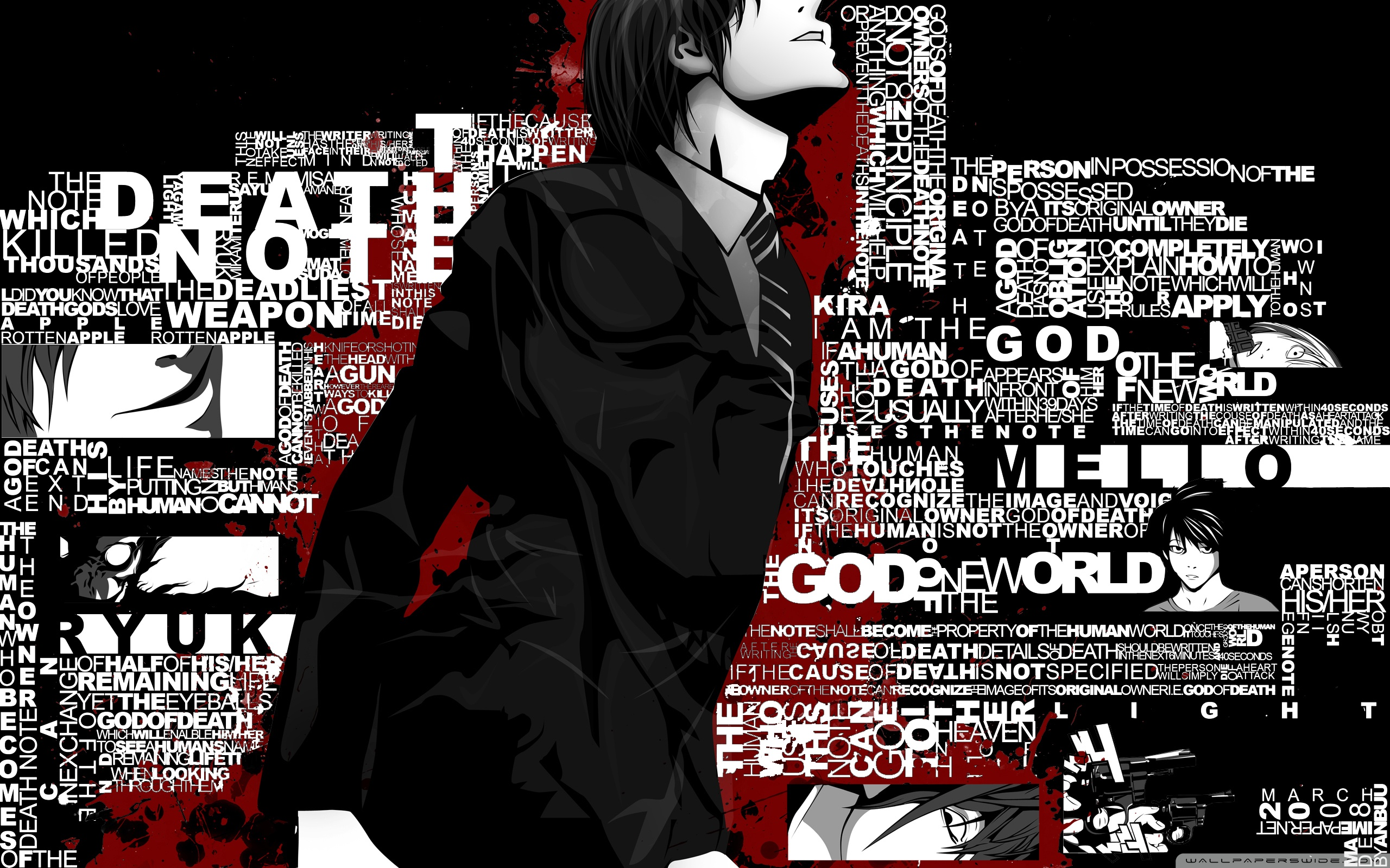 Death Note Wallpapers A15